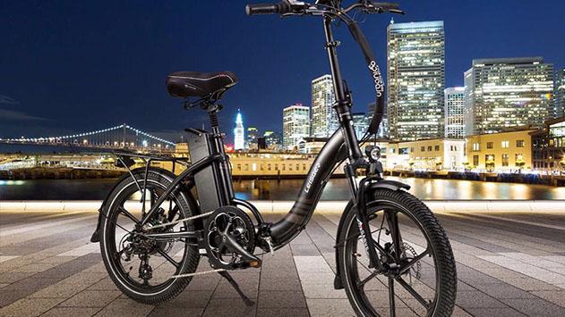 אופניים חשמליות מתקפלות – תענוג בכל מקום!