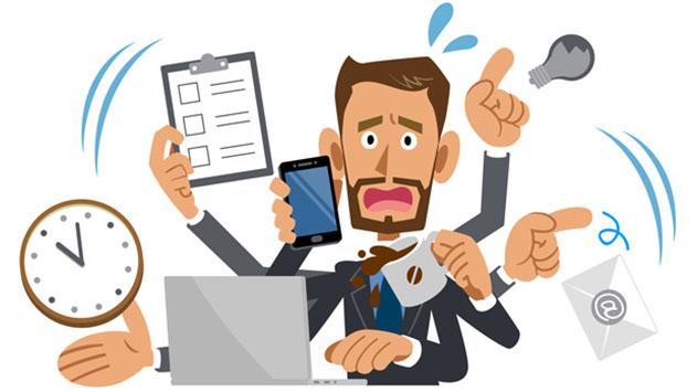 הפרעות קשב וריכוז - היפראקטיביות והצלחה בעבודה