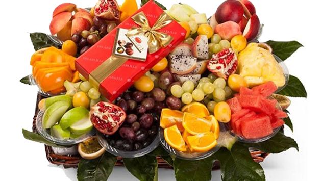 משלוחי פירות גם באילת