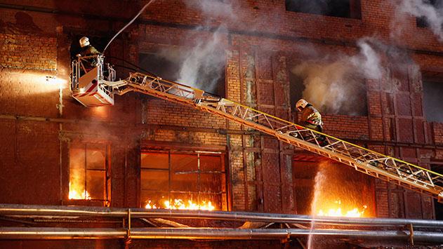 הדרך הנכונה להתקין מערכת כיבוי אש