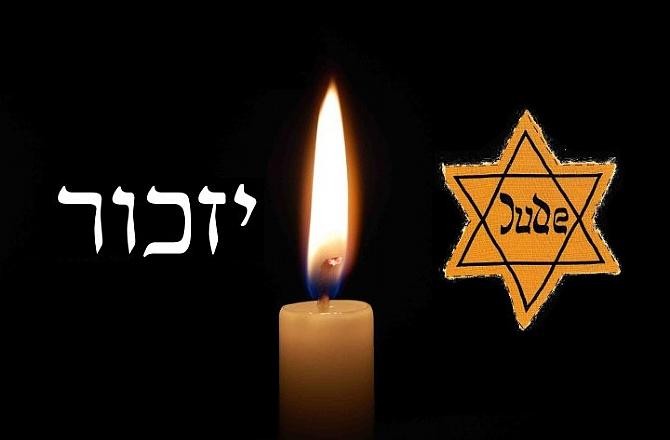 טקס יום השואה היה מכובד באילת