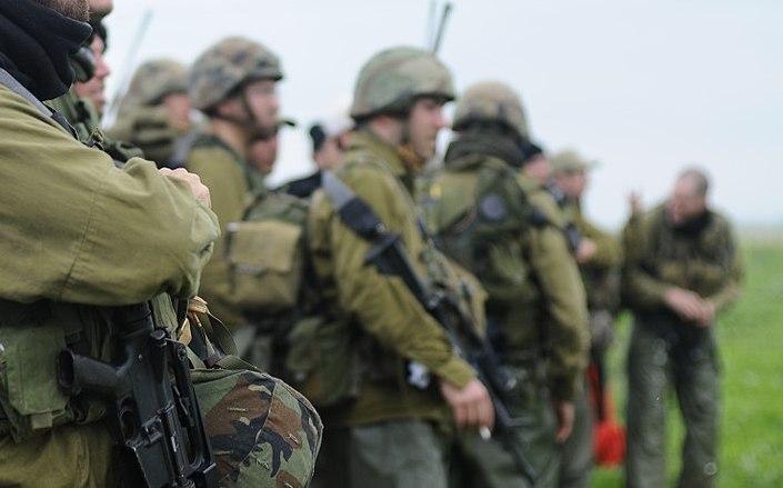 תרגיל צבאי החל היום בבוקר במרחב הערבה ואילת