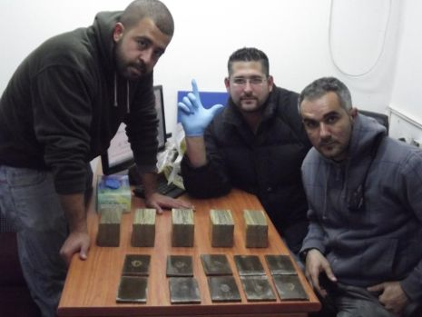 משטרת ישראל עצרה 43 סוחרי סמים באילת