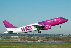 קבלו את טיסת החורף הראשונה של Wizz Air שנחתה בעובדה
