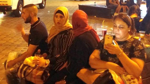 בהנהלת אחד מתיכוני אילת התקבל מידע: תלמידים אוגרים אלות וברזלים לתקיפת נופשים ערבים