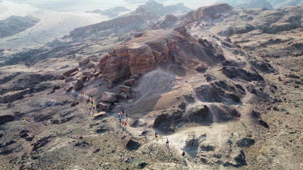 לראשונה בעולם: כפר ריצה ''ירוק'' בקיבוץ אילות