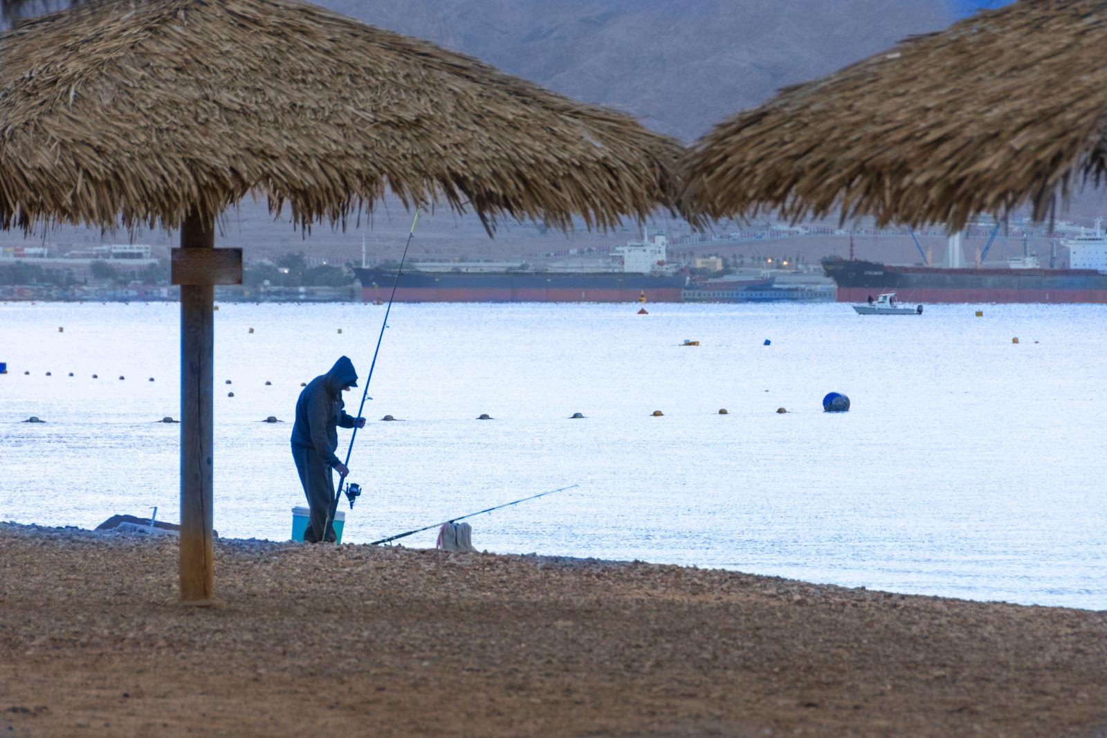 מה עונשו של אדם שדג תשעה דגים בשמורת האלמוגים באילת?