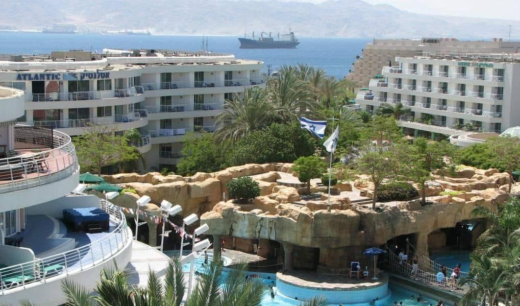 בצל הקורונה: נסגר מלון רויאל ביץ' - קלאב הוטל אילת נותר פתוח