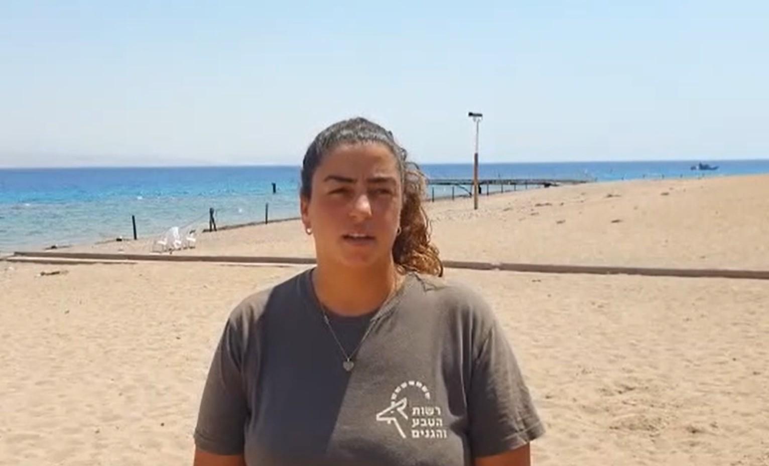עקב הסגר: חוף שמורת האלמוגים באילת ייסגר לציבור