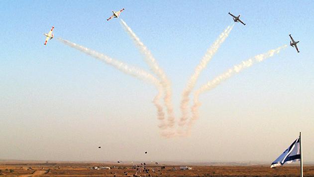 מטס יום העצמאות: זו השעה בה מטוסי חיל האוויר יעברו מעל אילת