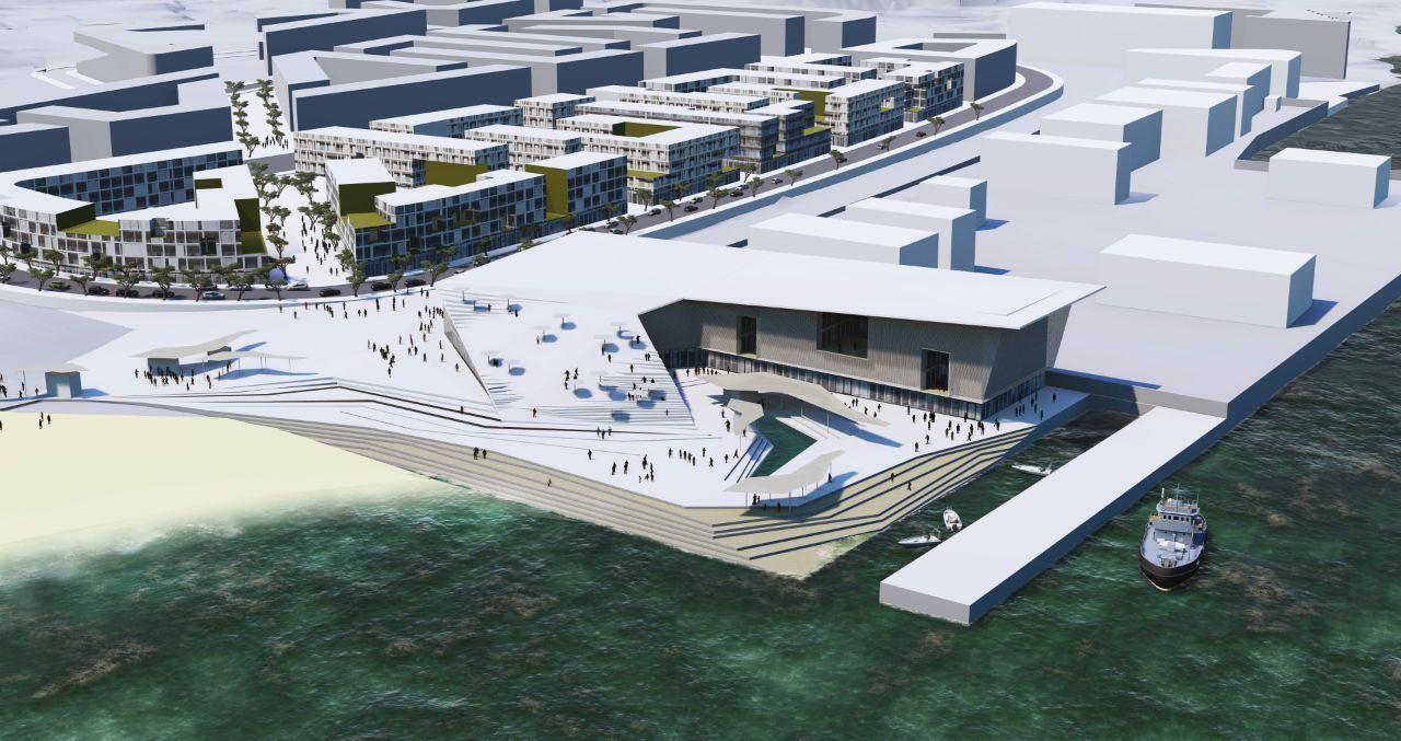 מינהל התכנון נתן אור ירוק לפינוי 115 דונם משטחי הנמל הצבאי באילת לטובת מגורים, תעסוקה, מלונאות ומסחר בעיר