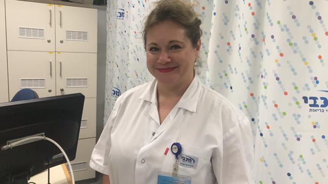 מכבי שירותי בריאות מוקירה את עובדות הסיעוד במחוז המרכז
