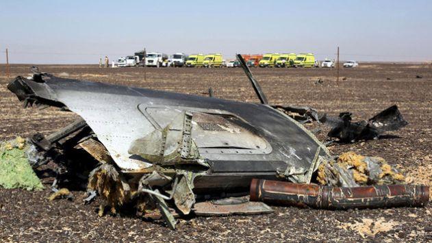 דאעש: אילת לא תרוויחמפיצוץ המטוס הרוסי בסיני