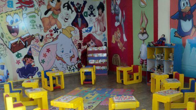אלימות בגן הילדים