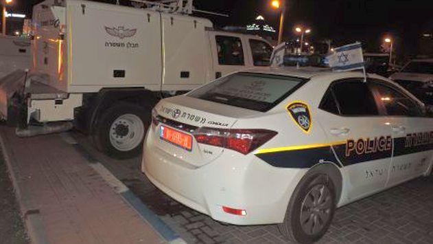 מרדף משטרתי גרם לתאונה
