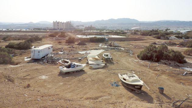 חרפה בעיר תיירות