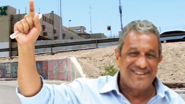 רשות מקרקעי ישראל: בקשת ראש העירייה תסייעלמרכזי מסחר באזור התיירות