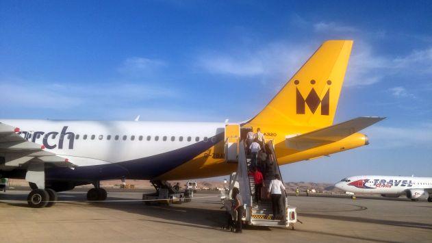 הסכם עם משרד התיירות:טיסות השכר לא ייפגעו