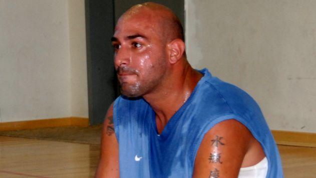 שחקן כדורסל הורשע באיומים