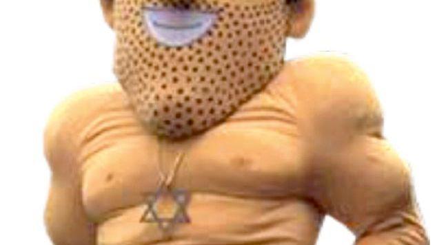 הבובה שמייצגת את אילת בעולם
