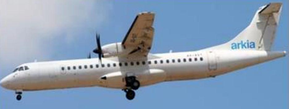 אסון נמנע ברגע האחרון: מטוס'ארקיע' כמעט התנגש במסוק