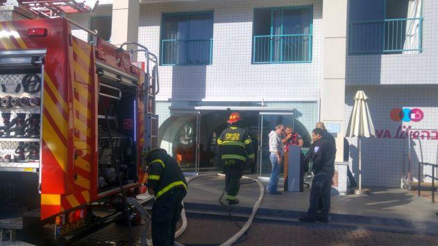 כובתה השריפה במלון 'נובה'