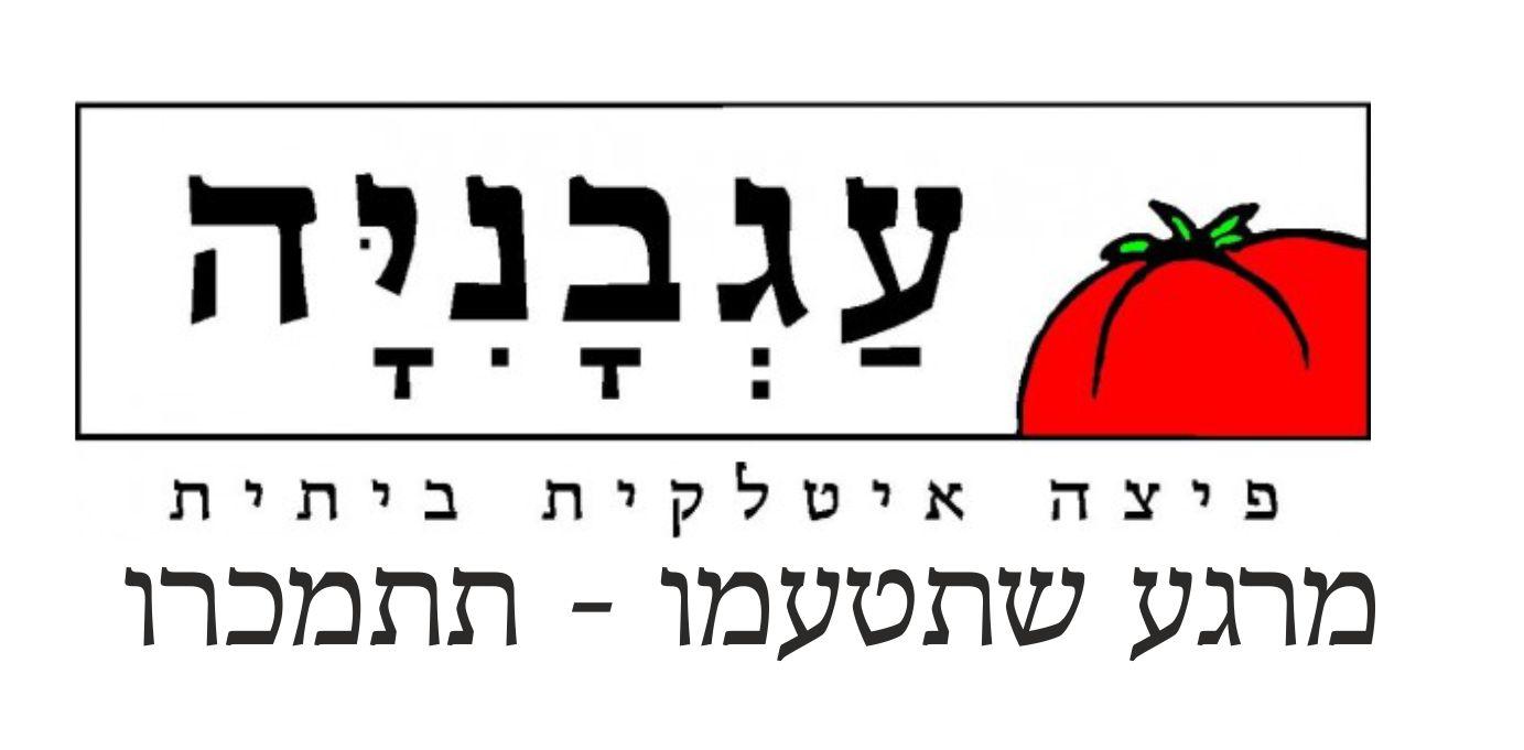 פיצה עגבניה - מרגע שתטעמו - תתמכרו