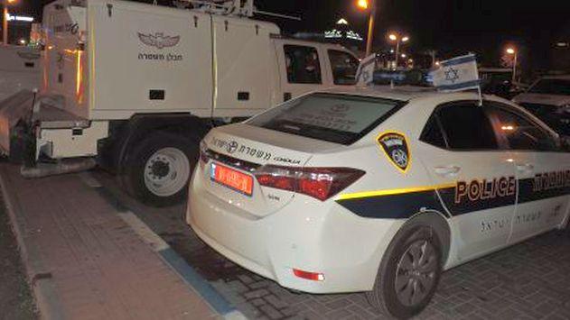 מפחיד: נהג משאית ממזרחירושלים סיכן כלי רכב