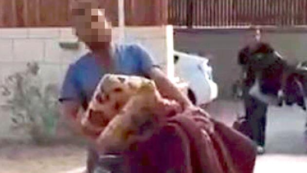 פועלים ערבים בדירות בלתי חוקיות במרתף