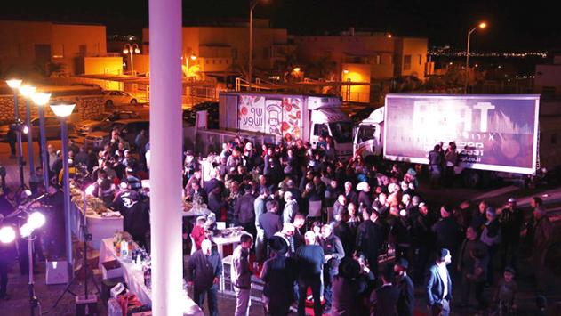 אילת לבשה חג: אירוע עוצמתי בחנוכת בית כנסת  ובית חב''ד חדש ברובע 9 בעיר