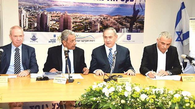 נחתם הסכם הגג של אילת וממשלת ישראל