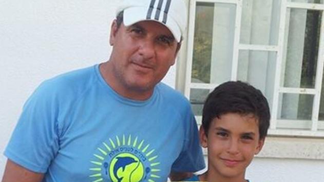 גיל מויאל ימשיך להפעיל את מתחם הטניס באילת