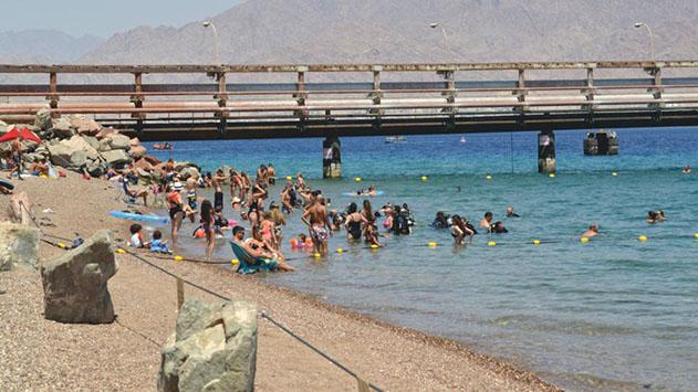 חוף קצא''א חזר לציבור