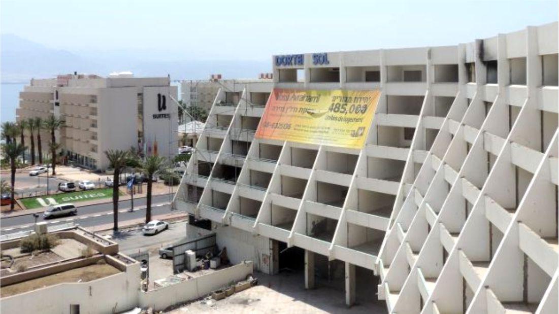 סופית: דורטל סול יהפוך למבנה לדירות בהשכרה