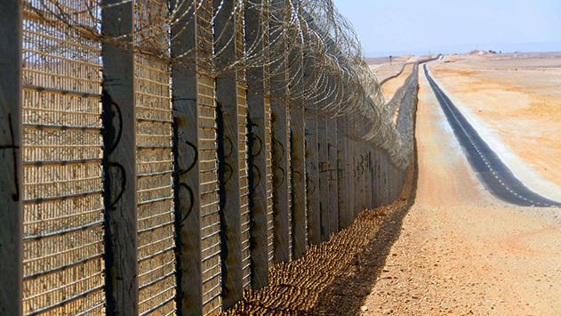 סכנה: החי בר פרוץ אל גבול ירדן