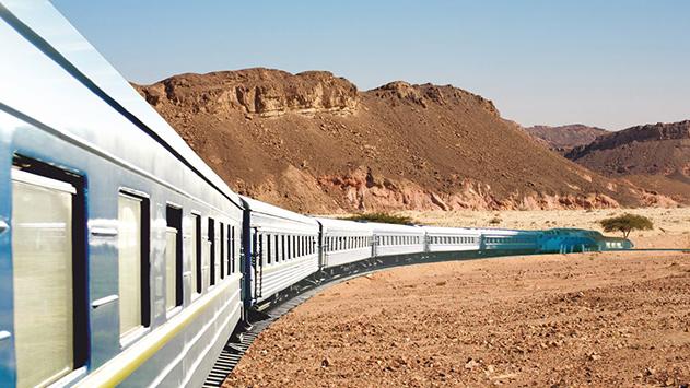 הרכבת לאילת לא כלולה בתוכנית  הממשלה ''תשתית לצמיחה 2017''