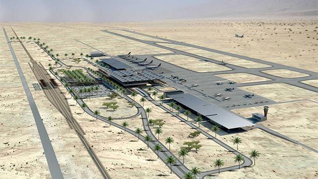 מחדל: שדה תעופה רמון לא יפתח במועד שכחו לבנות תחנות משטרה, כיבוי אש ומד''א