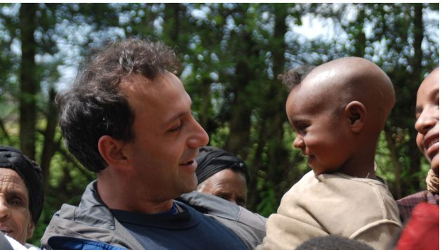 הרצאה: מחוויותיו של רופא מתנדב באתיופיה