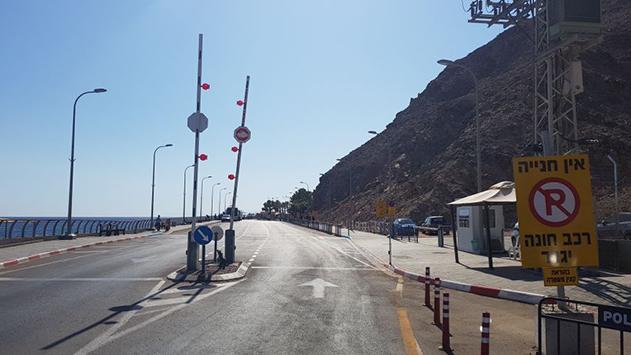 מדוע הוקם מחסום נוסף  בסמוך לגבול מצרים?