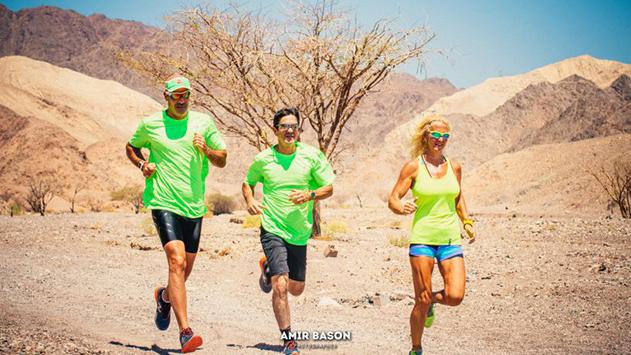 המרוץ המדברי - שובו של המרתון במדבר