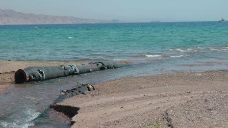 בניגוד לים התיכון, מפרץ אילת לא ינוטר לפסולת מיקרו פלסטיק