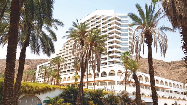 יצחק הלוי נגד מלון הנסיכה: ''גורם נזק תדמיתי ואסתטי לאילת''