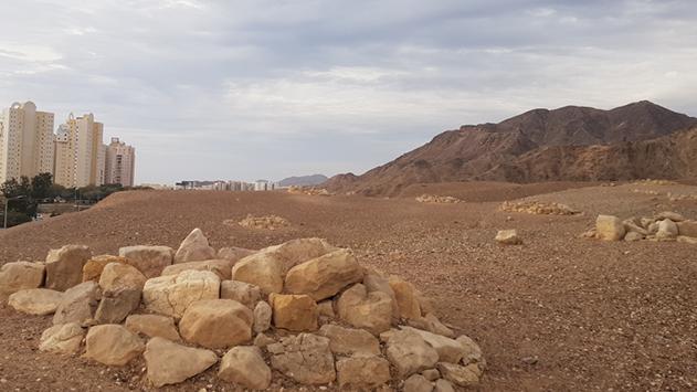 תוקן ההרס באתר הארכיאולוגי הקדום
