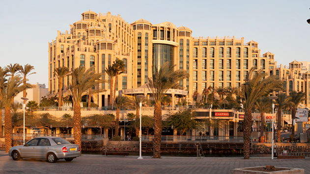 מלון מלכת שבא תובע את החברה לפיתוח חוף אילת על 32 מיליון ₪