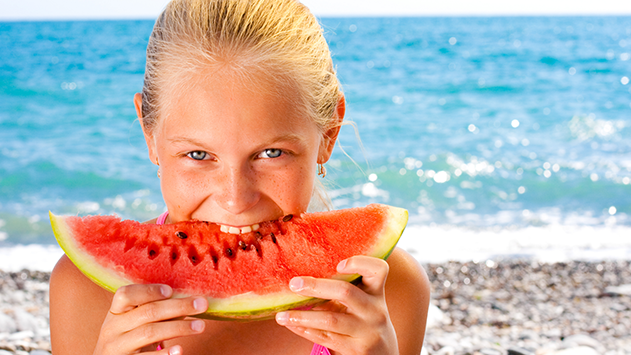 תזונת קיץ