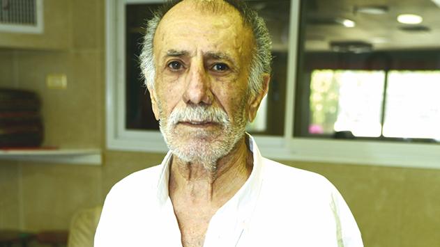 תלונה: שוטרי משטרת  אילת הכו קשיש בן 80