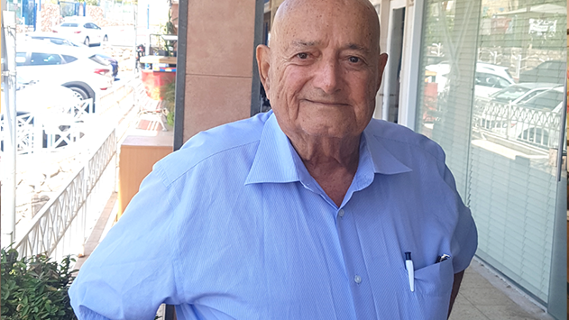 בן 85 מבקש - ''תנו  לאהובתי לעלות לארץ''