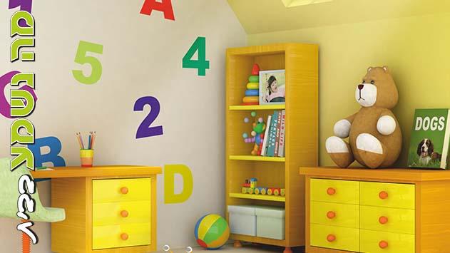 ילדים - עצבו להם חדר