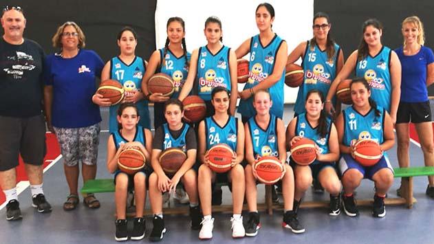 השאיפה: להקים בית ספר  לכדורסל בנות כבר בשנה הבאה