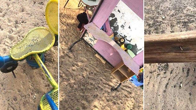 הורים לילדים בגני ילדים בעיר: ''התחושה שמישהו טרח לעשות בעיקר שיפוצי 'שואו אוף''